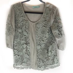 Solitaire Nordstrom Blouse!